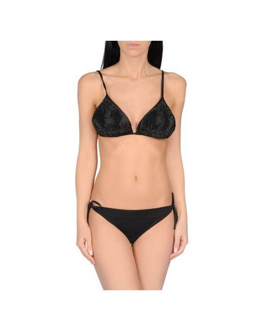 Fisico-Beach Couture | Женское Чёрное Бикини