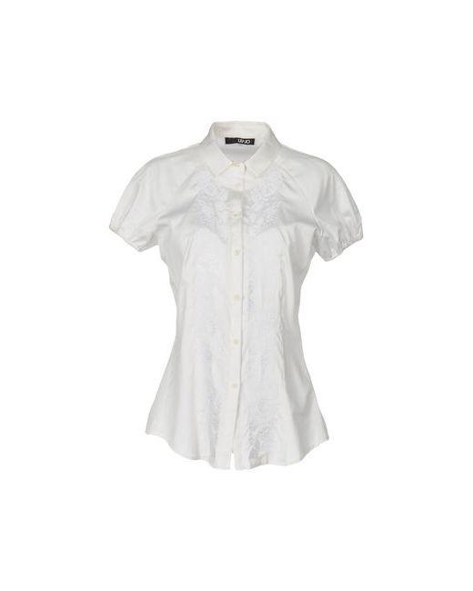 Liu •Jo | Белая Pубашка