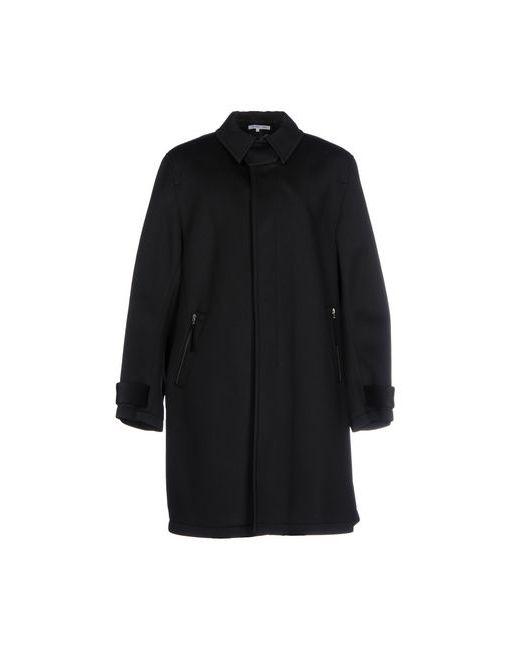 Helmut Lang | Женское Чёрное Легкое Пальто