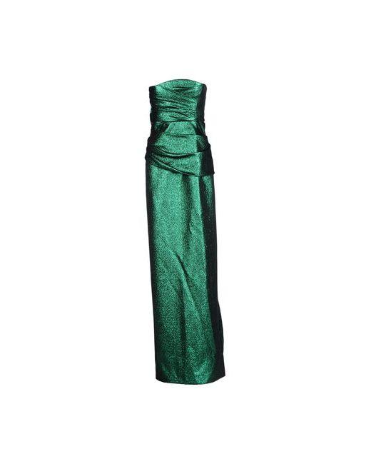 Dsquared2 | Женское Зелёное Длинное Платье
